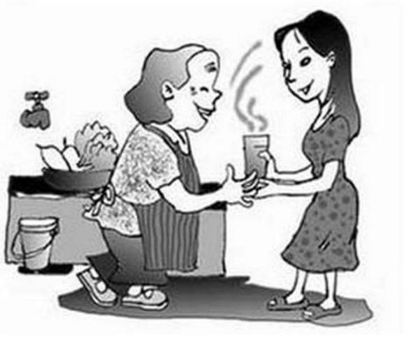 结婚后八个技巧教你如何跟公婆和睦相处