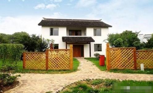 你愿意首付30W在城里买房还是愿意30w在农村建一个别墅?