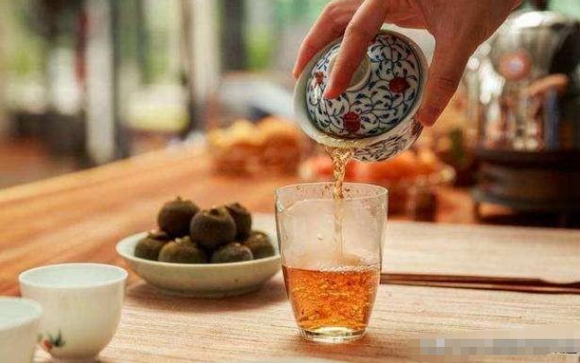 每天用浓茶代替水喝有什么危害吗?