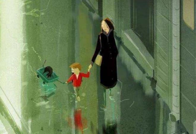 """""""嫌弃""""自己的丈夫的女人但对儿子很好属于什么心态?"""