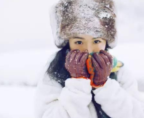 冬季如何正确的保暖?