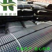 贵州3公分卷材排水板/车库滤水板施工
