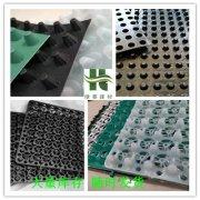 天津屋顶绿化蓄水板】12高车库排水板厂家