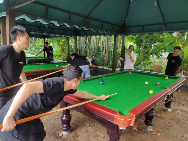 广州白云团建拓展部门活动公司拓展员工团建的生态园