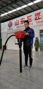 华夏巨匠QTZ-4柴动便携式取土钻机 土壤修复取样钻机