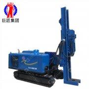 厂家直销QTZD-20履带式液压直推取土钻机 土壤原位取样钻